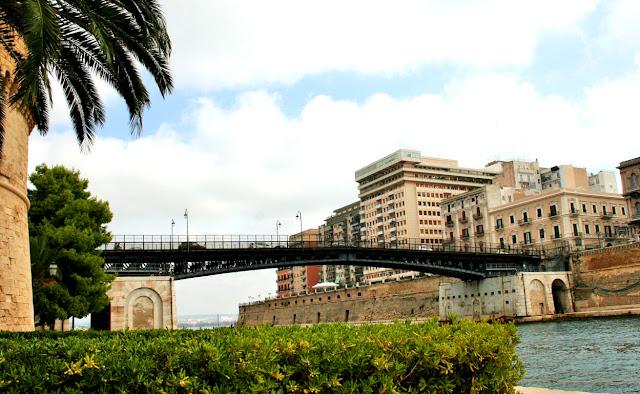 ponte girevole, ponte, città