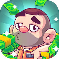 Idle Prison Tycoon: Gold Miner Clicker Game Infinite (Cash - Coin) MOD APK