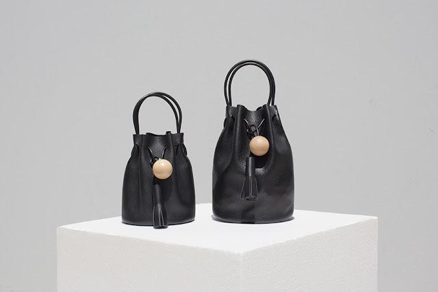 Building Block【ビルディングブロック】Mini Bucket in Pebbled Black●新規取り扱い エイティエイト eighty88eight 新居浜店・愛媛県