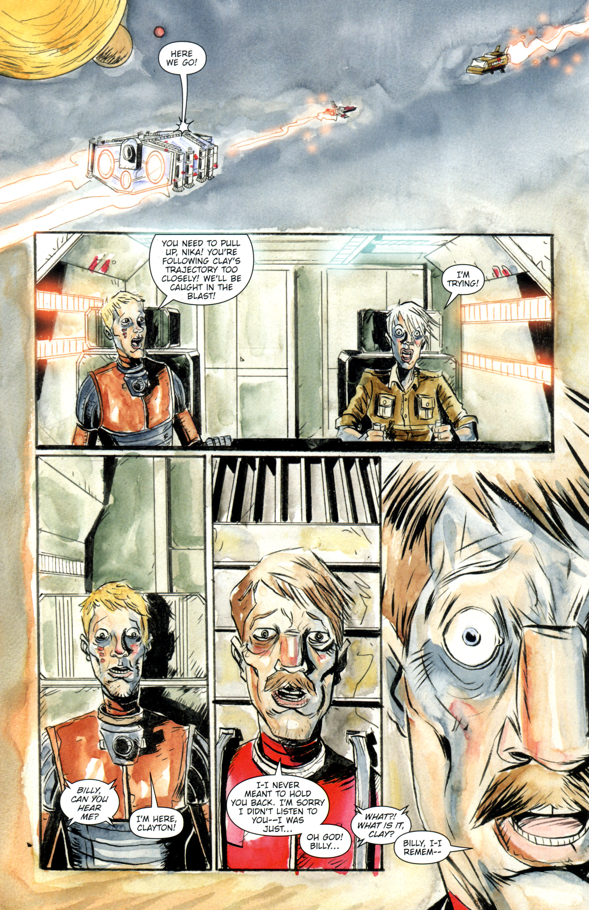 Read online Trillium comic -  Issue #8 - 10