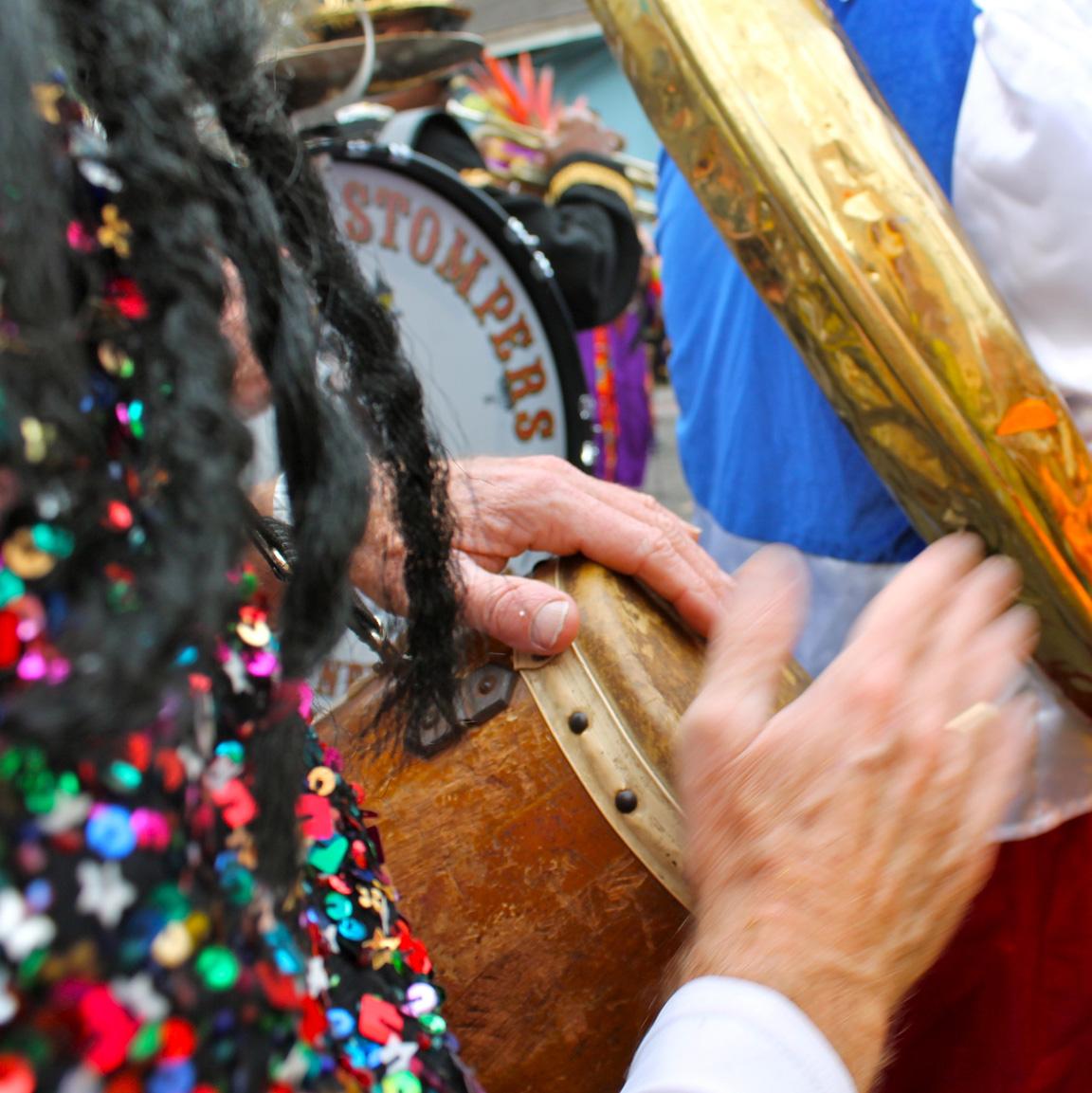 Pisces Parade: mardi gras 2012 - part 2