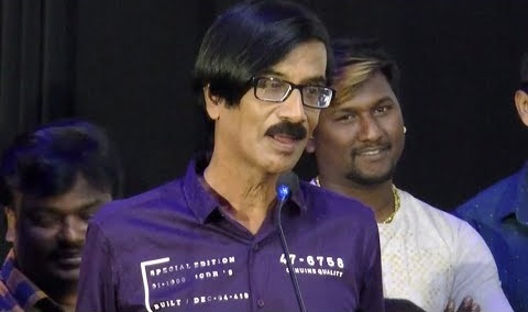 Manobala funny speech | Seemathurai Audio Launch