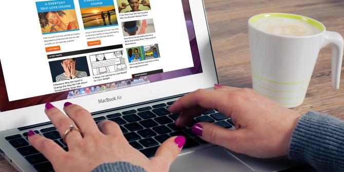 Cómo hacer que los sitios web sean más legibles con una altura de línea personalizada.