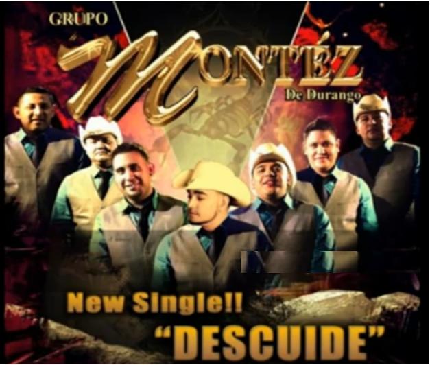 Montez De Durango - Descuide (2012) (Estudio) (Descargar) (Single) (Promo)