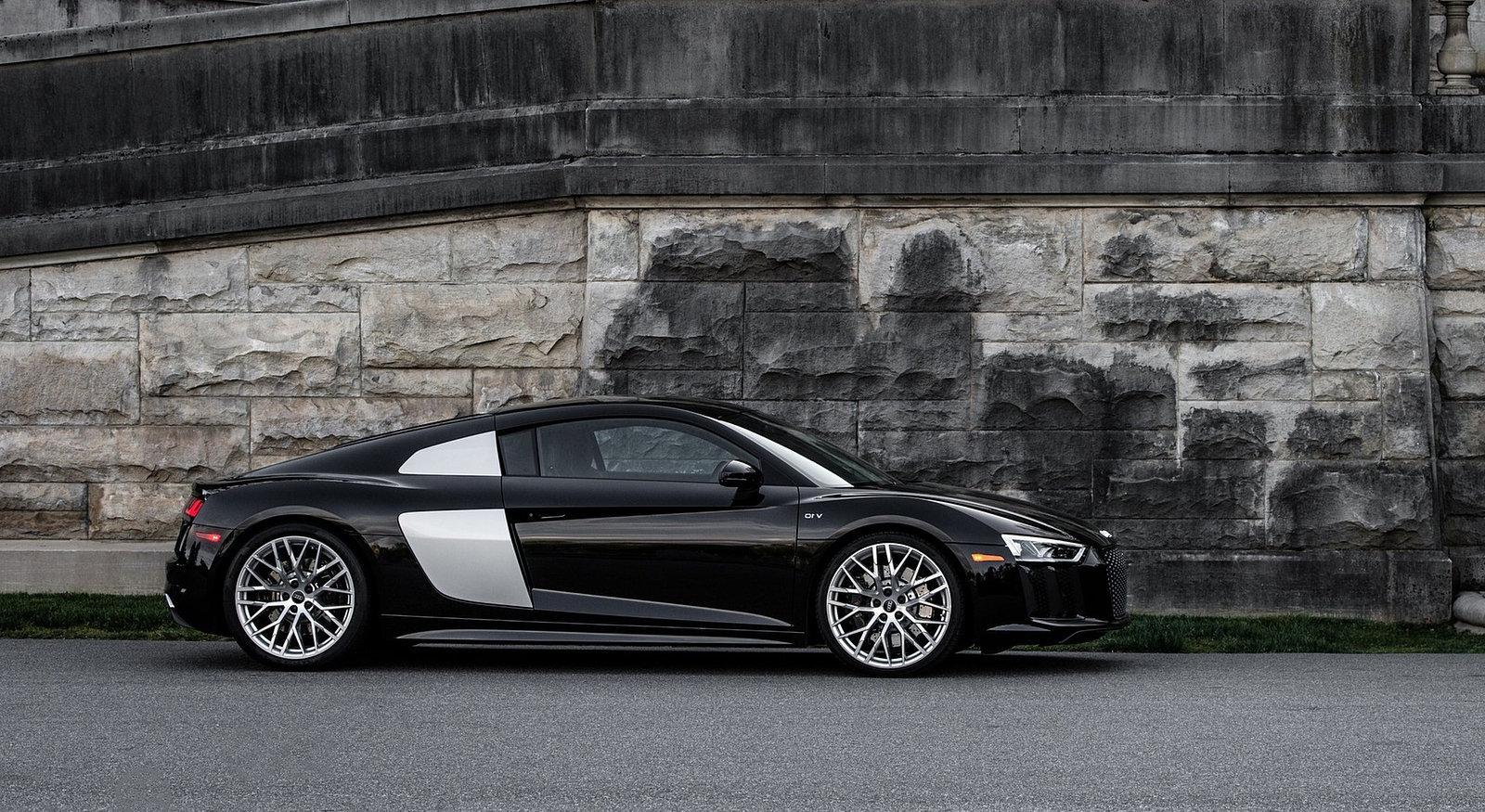 2017 audi r8 v10 and v10 plus specification - concept sport car design