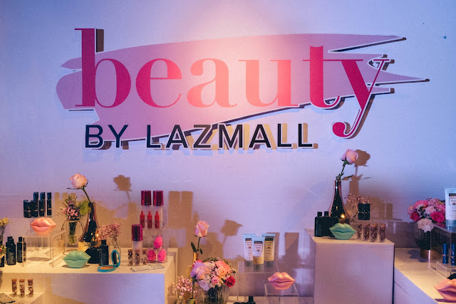 Patty Villegas - The Lifestyle Wanderer - Beauty by Lazmall - Lazada - PH - Launch - 2