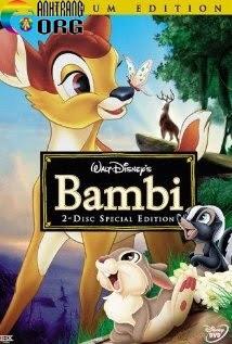 Xem Phim Chú Nai Bambi 1942