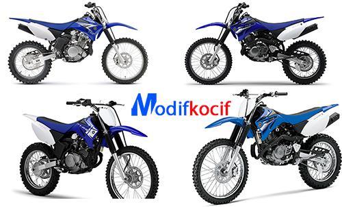 Gambar Harga Trail Yamaha TTR