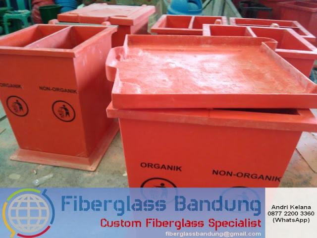 Bak sampah fiber bandung