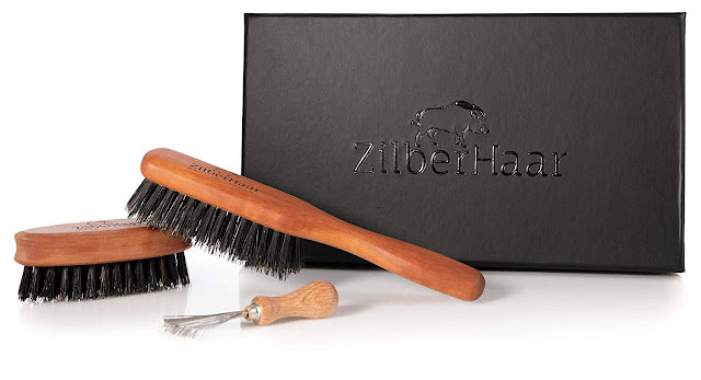 Zilberhaar Basic Beard Brush
