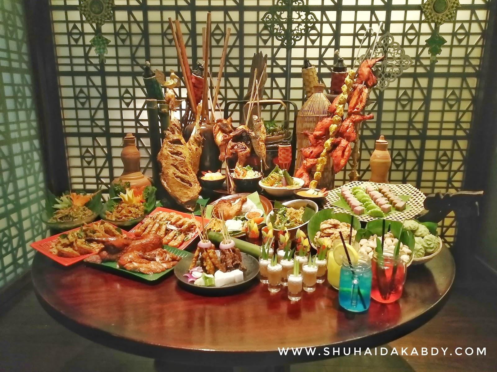 Ramadhan Buffet Ala Pasar Malam di DoubleTree By Hilton