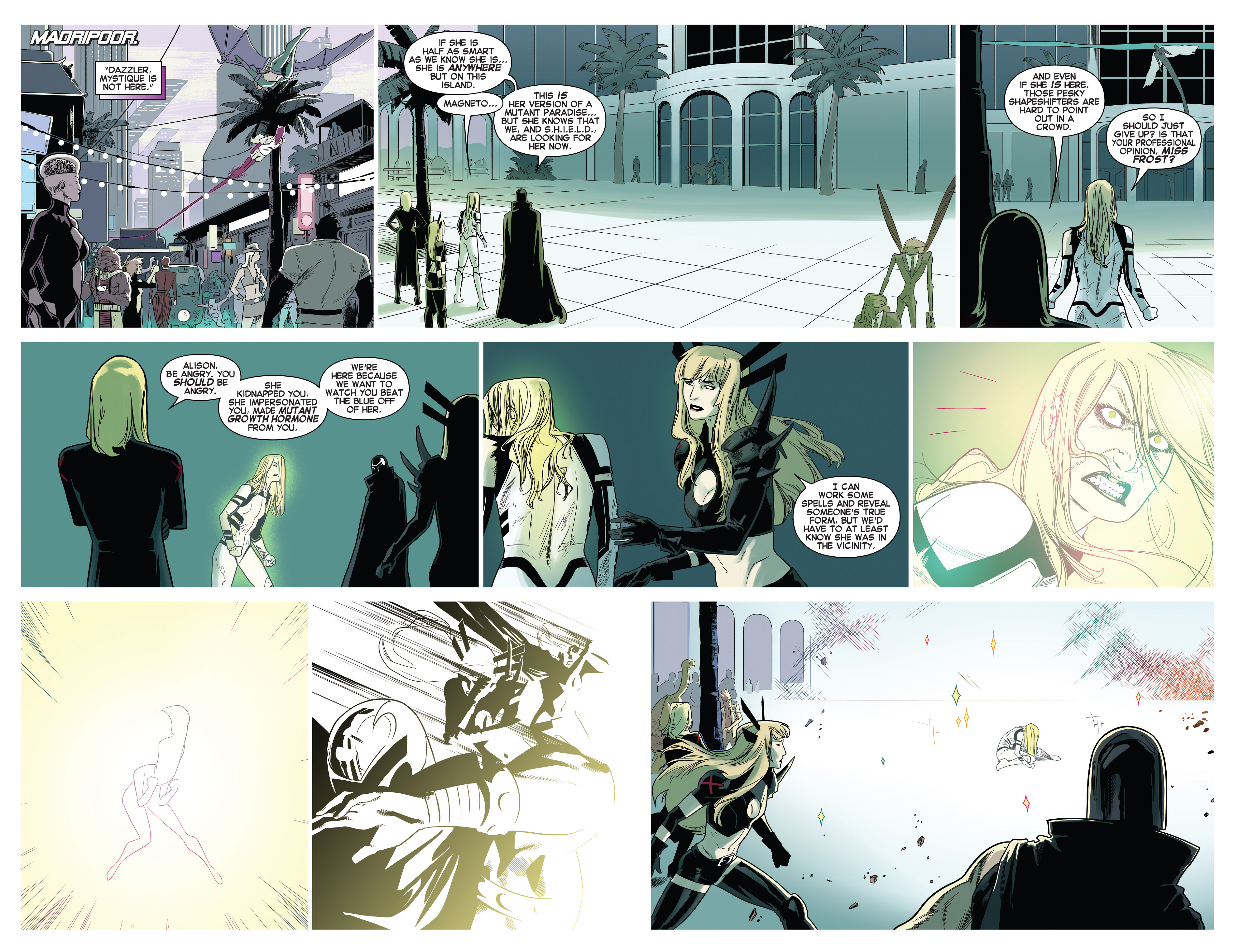 Read online Uncanny X-Men (2013) comic -  Issue # _TPB 4 - vs. S.H.I.E.L.D - 86