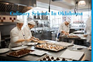 Culinary Schools In Oklahoma