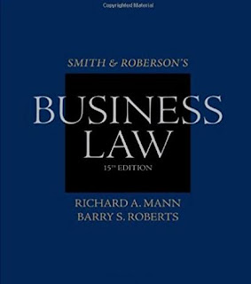 smith and roberson's business law 16th edition study guide