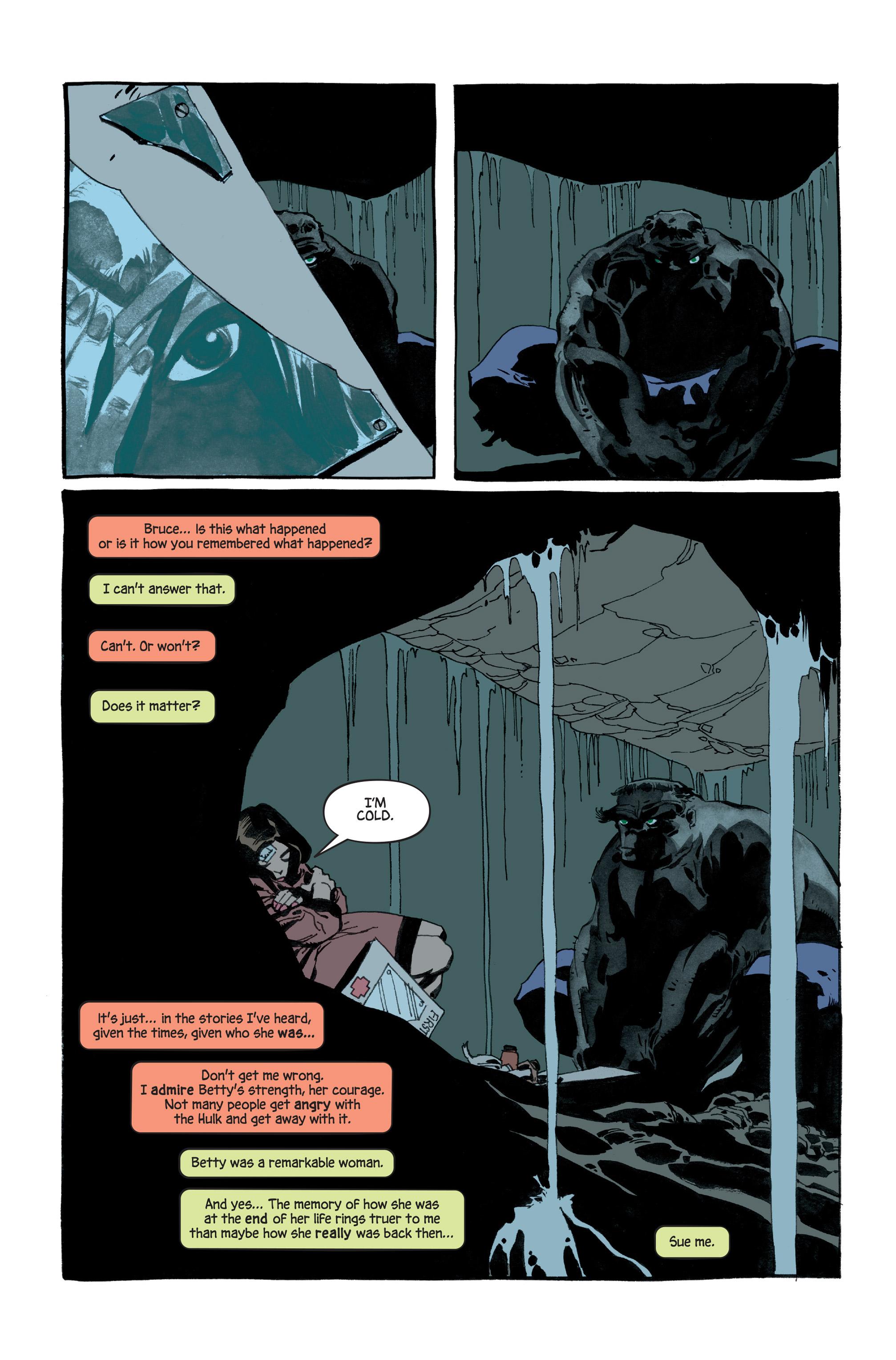 Read online Hulk: Gray comic -  Issue #5 - 13