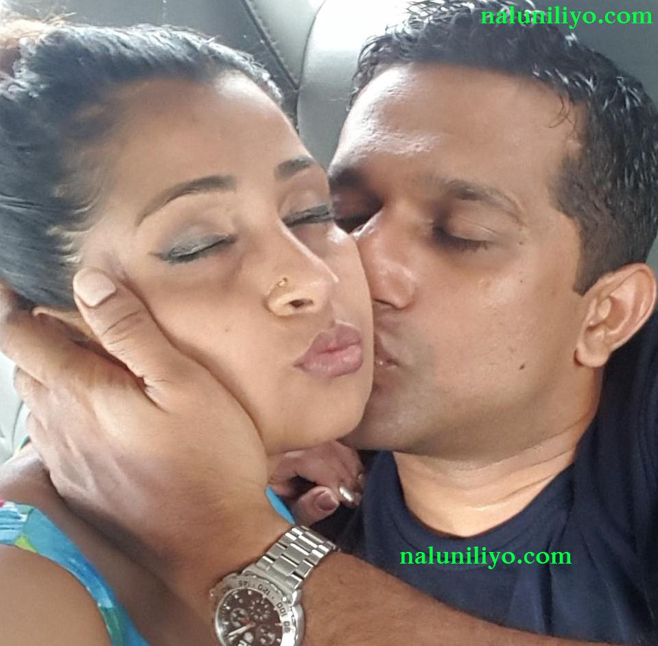 Nadeesha Hemamali kiss boyfriend