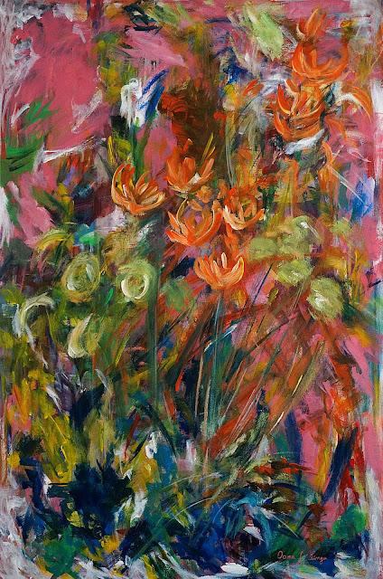 Oana-Singa-Art-Effervescence-acrylic-on-canvas
