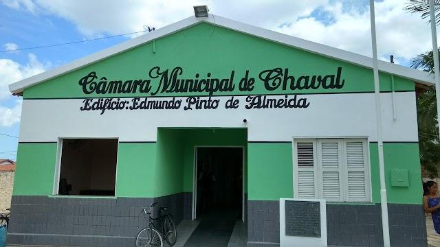 Câmara de Chaval realiza eleição para cargo de segundo-secretário, vereadora Patrice é eleita