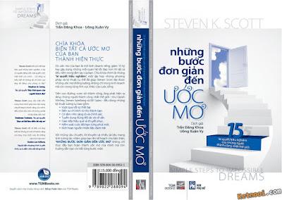 Steven K. Scott- những bước đơn giản đến ước mơ
