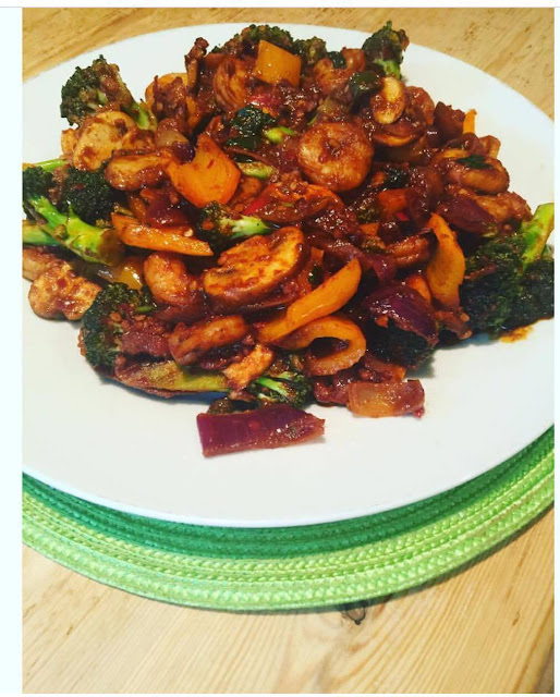 The Bodycoach Chicken Patia Curry