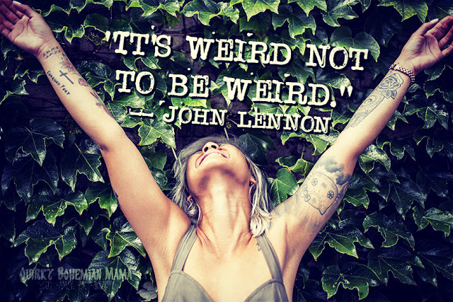 """Is it weird in here, or is it just me?"" --Steven Wright. 21 Quotes About Embracing Your Weirdness. Inspirational quotes about being different. Quotes about being weird. embrace your weirdness quotes embrace your weirdness meaning embracing my weirdness being weird quotes funny weird quotes is being weird attractive how to be weird in a good way weird meaning funny weird quotes weird quotes that make you think quotes about weird friends strange behaviour quotes eccentric personality is being eccentric a good thing it's ok to be weird am I eccentric"