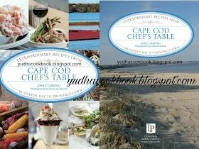 CAPE COD CHEF'S TABLE - Extraordinary Recipes