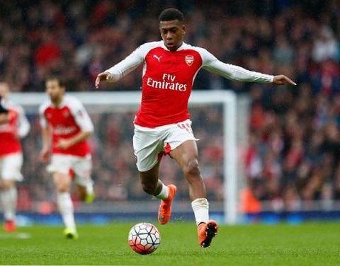 Điểm yếu của Alex Iwobi chính là khả năng ghi bàn