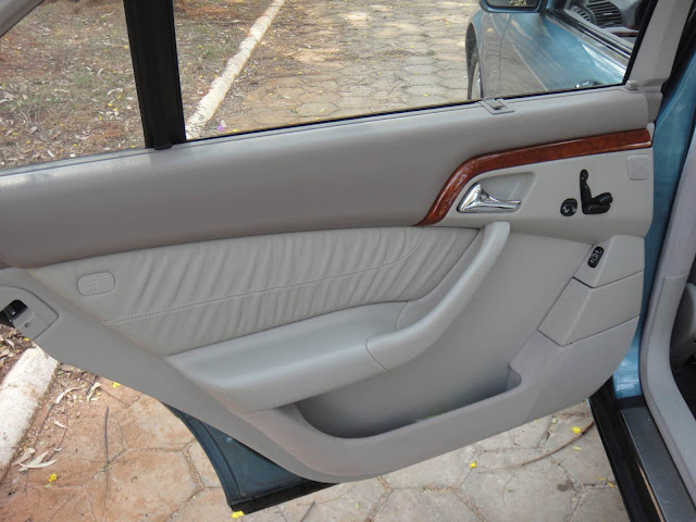 Mercedes-Benz Classe S 320 2002 - interior