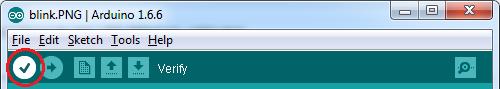 Program led berjalan dengan arduino versi azedocumenter