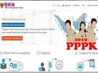 Daerah Umumkan Pendaftaran PPPK 2019 Di Website Resmi SSCASN BKN