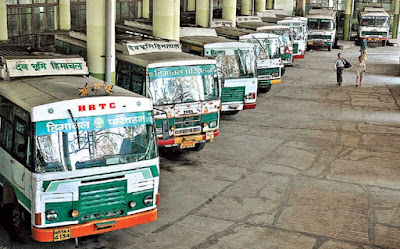 HRTC Bus Conductor Exam- 27,982 Candidates Appeared in the Exam