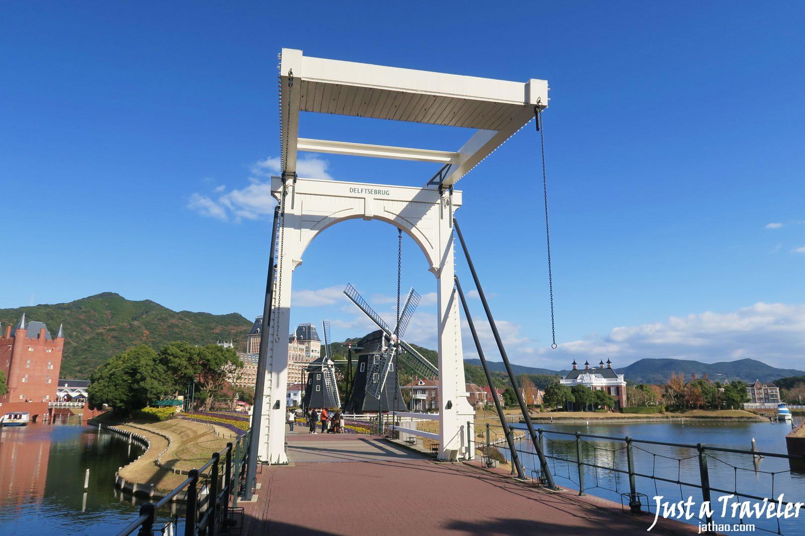 九州-長崎-景點-推薦-豪斯登堡-行程-旅遊-自由行-Kyushu-Huis Ten Bosch-Travel-Japan