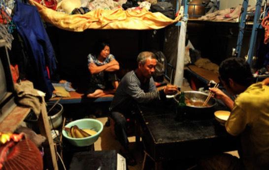 Keadaan Sebenar Flat Kos Rendah Di Hong Kong
