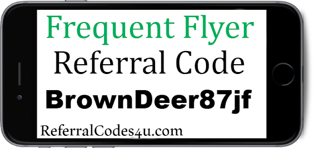 Frequent Flyer App Referral Code, Sign Up Bonus, Ratings and Promo Code 2018-2019