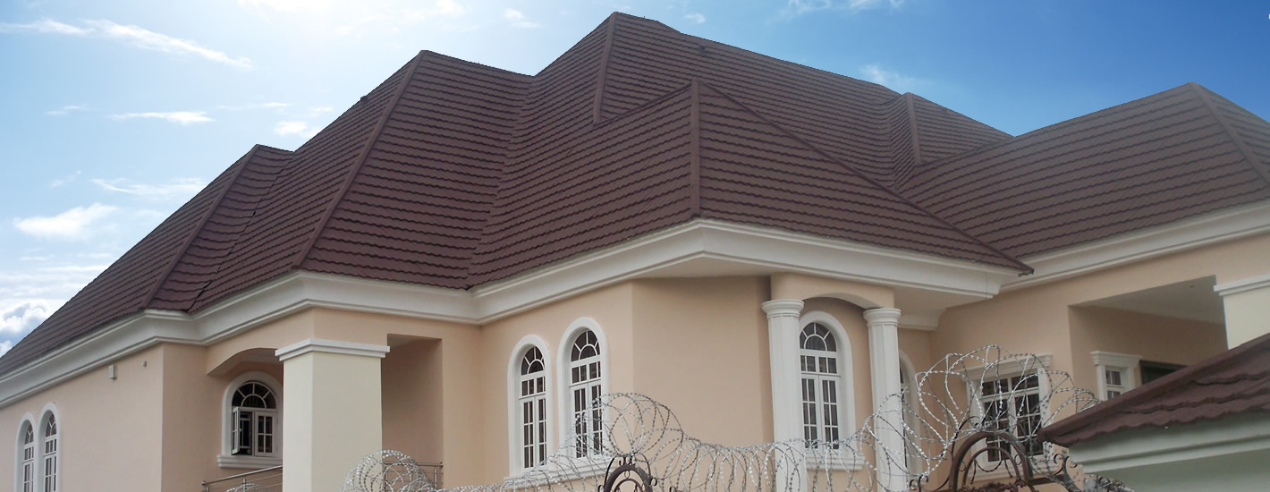 Real Estate Nigeria Roofing Of Your House And Aluminum