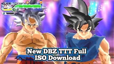 Budokai Tenkaichi 3 Mod, DBZ 3D Games