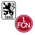 TSV 1860 München - FC Nürnberg