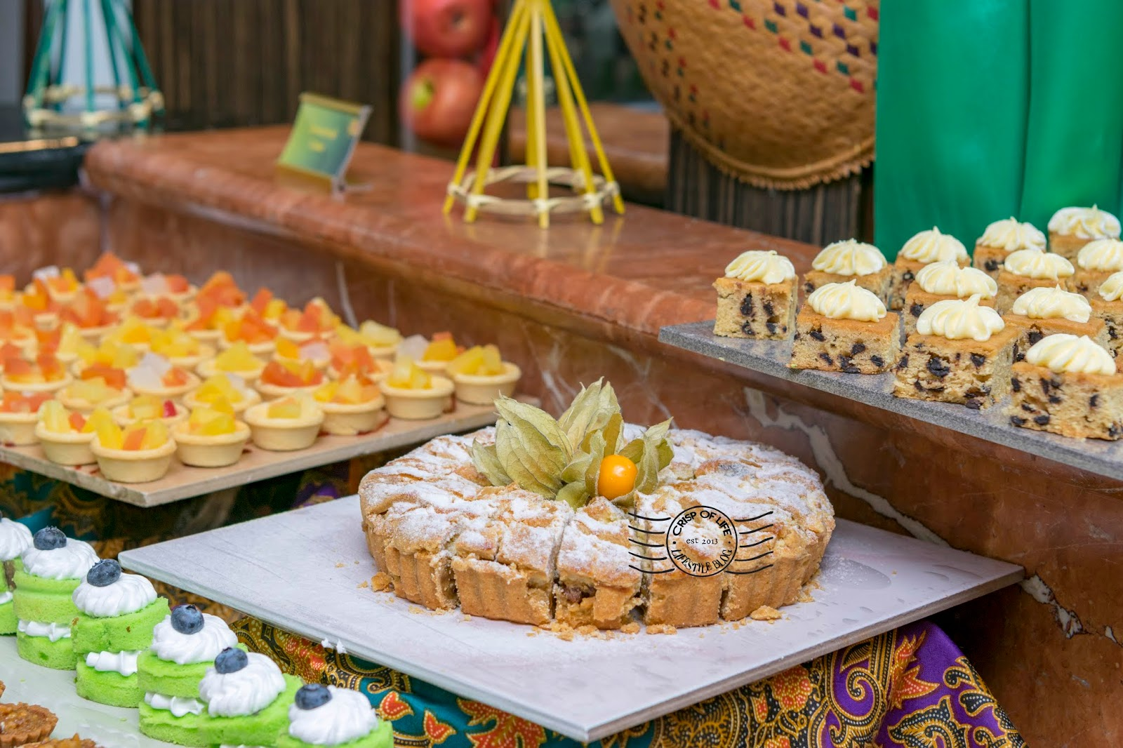 Rainbow Paradise Beach Resort Pelangi Ramadan Buffet
