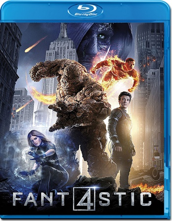 Fantastic Four 1080p Latino