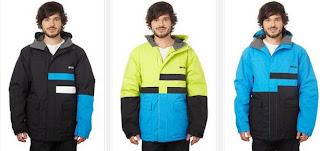 Abrigos de esqui para hombre