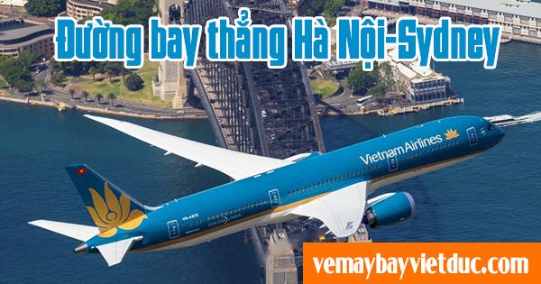 Vietnam Airlines mở đường bay mới từ Hà Nội đi Sydney