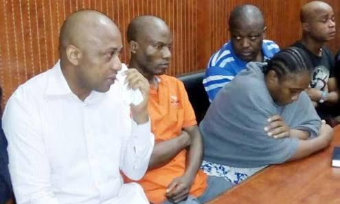 Rich Kidnapper Evans' Ex-Gang Members Jailed For 41 Years
