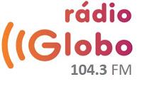 Rádio Globo FM 104,3 de Salvador BA