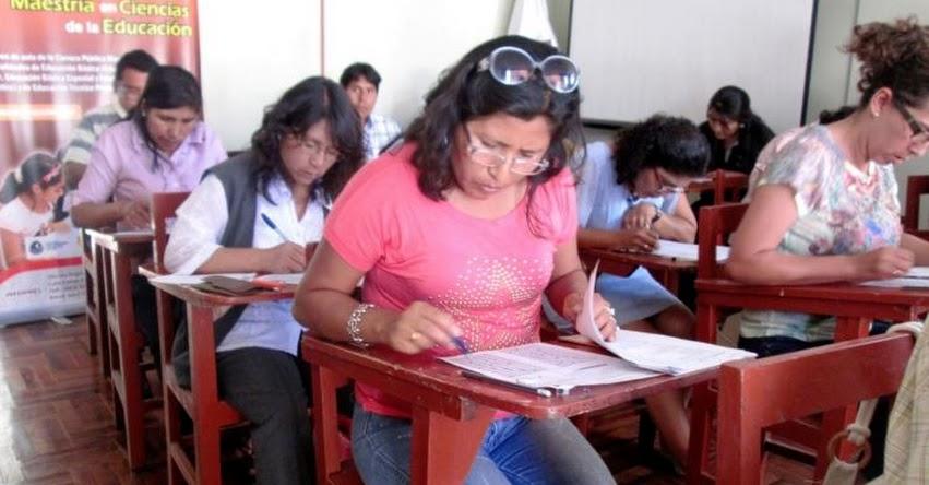 MINEDU convoca a concurso público de ascenso a profesores de Educación Técnico Productiva [CRONOGRAMA] www.minedu.gob.pe