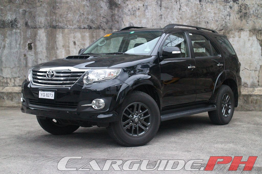 Review: 2015 Toyota Fortuner 2.5 V | Philippine Car News ...