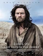 pelicula Last Days in the Desert (2015)