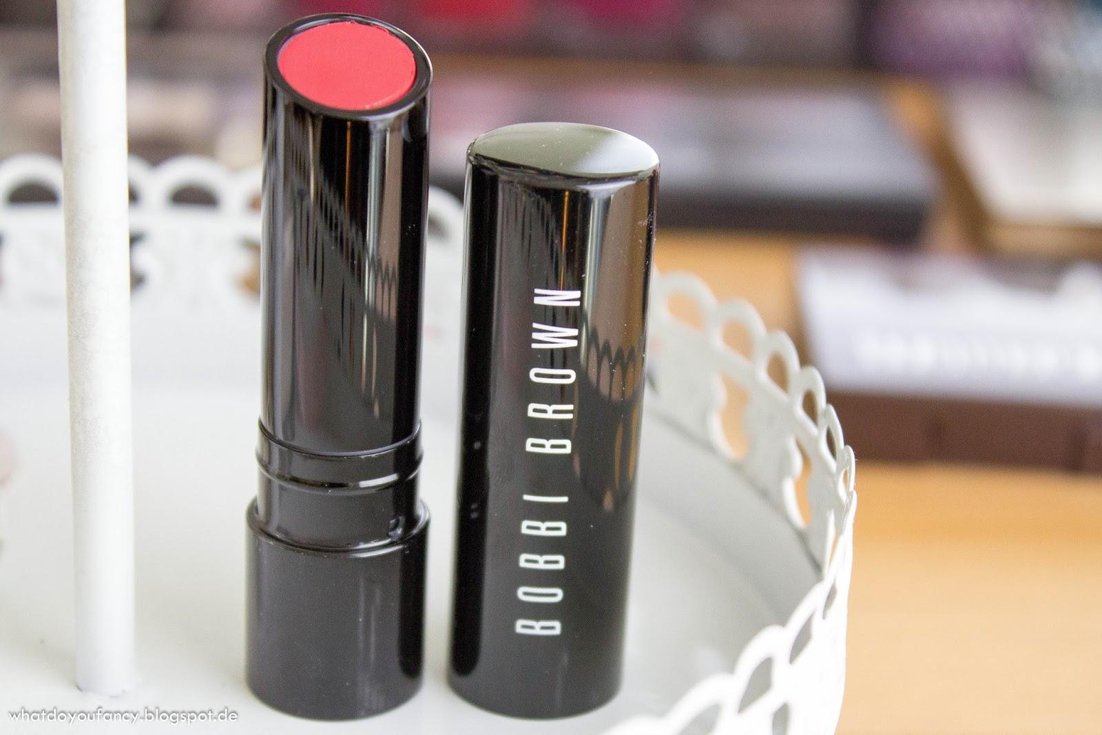 "Bobbi Brown Sheer Lip Color ""Rosy 11"" {My Look-Your Look Nr. 1 Lippenstift}"