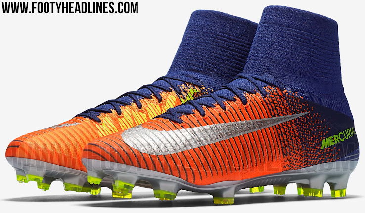 cc618942f801 This is the Time to Shine Pack edition of the Nike Mercurial Superfly V.
