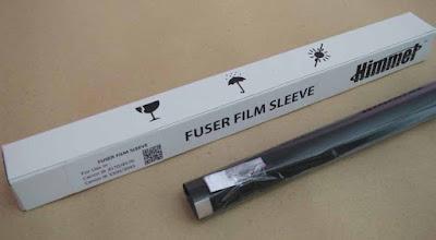 Penyebab dan solusi fuser film mesin fotocopy cepat sobek