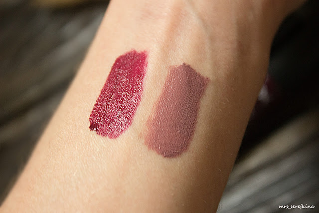 NYX Lip Lingerie vs NYX Soft Matte Lip Cream